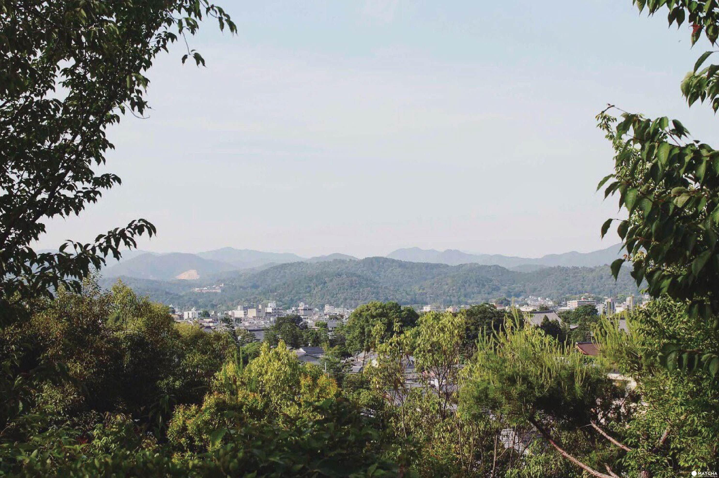 京都船岡山公園