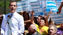 L.A. Mayor Proposes $13.25 Minimum Wage