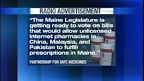 Bill would allow buying prescription drugs from international companies