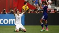 US dominates Japan in Women's Word Cup Final
