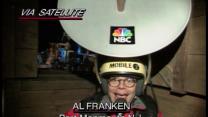 Al Franken's Mobile Uplink Unit