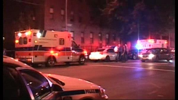 Shooting at Brooklyn party leaves 8 wounded