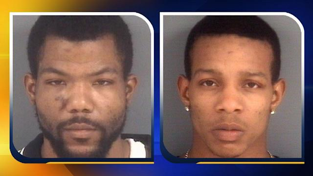 Last suspects in murder of Navy vet arrested