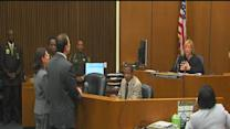 Theodore Wafer sentenced to 15 to 30 years for second degree murder.
