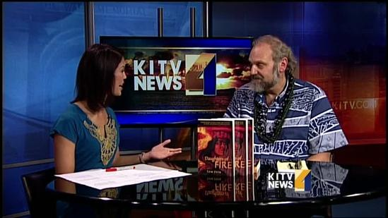 Get a preview of the Hawaii Book and Music Festival