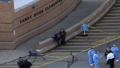 Police: School Shooting Is a 'Horrific Scene'