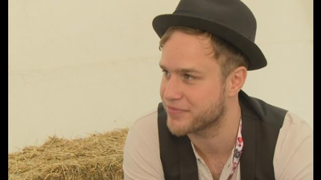 Olly Murs on working with Robbie Williams for new album