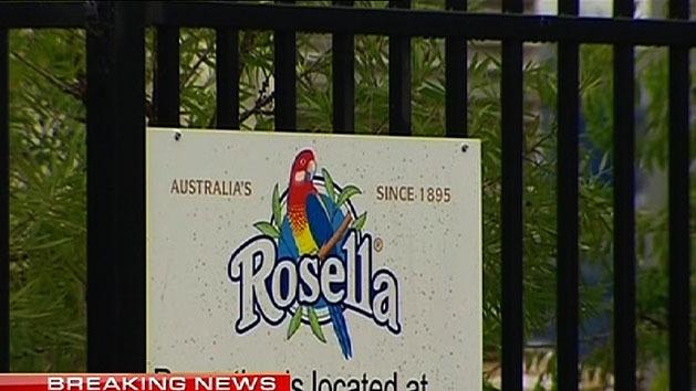 Rosella goes into receivership