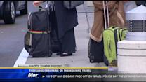 Thousands embarking on Thanksgiving travel