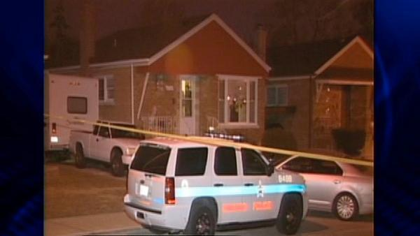 Far South Side stabbing inside home kills father, 49; son, 24, taken taken into custody