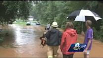 North Carolina asks for disaster help for flood cleanup