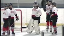 Scarborough and Greely advance to girls hockey title game