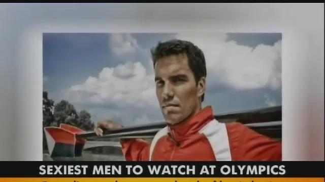 Sexiest men to watch at Olympics