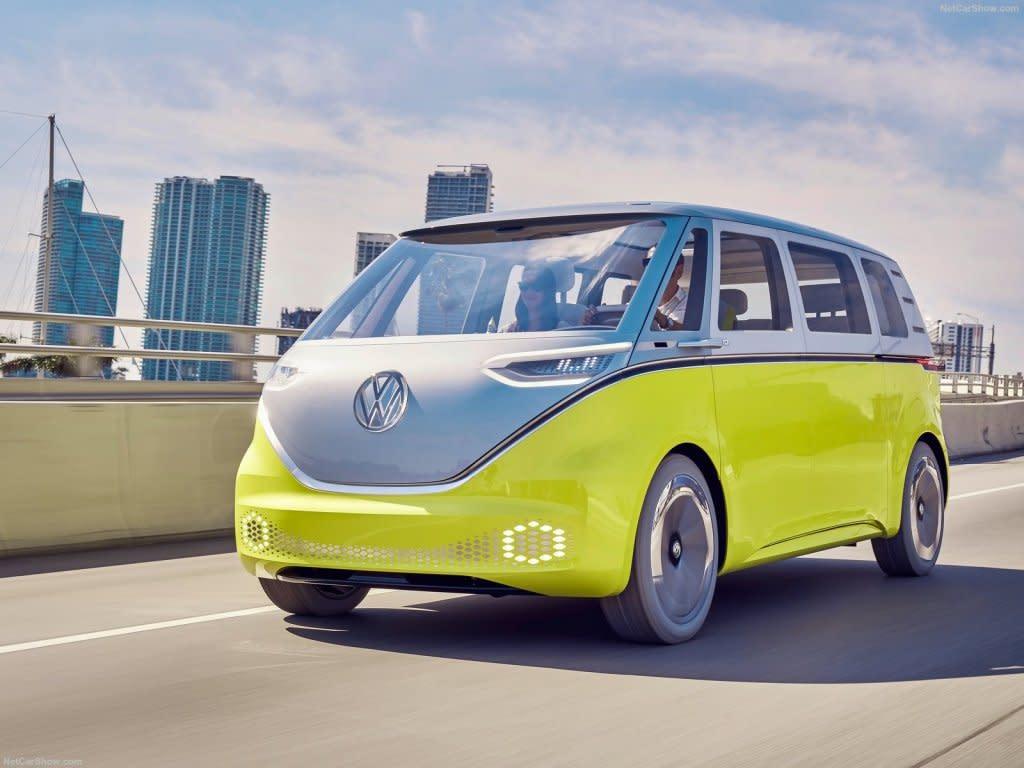 福斯電動車打區域戰,計畫在美國生產純電動的迷你巴士和跨界休旅