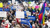 Backlash Against Indiana's new 'Religious Freedom' Law