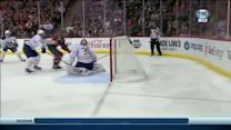Marco Scandella scores off the give and go