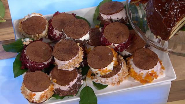 Liven Up Your Ice Cream Sandwich With At-Home Recipe