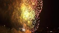 Fireworks Culminate July Fourth Celebration in W
