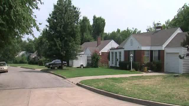 Tulsa wants homeowners to pack up