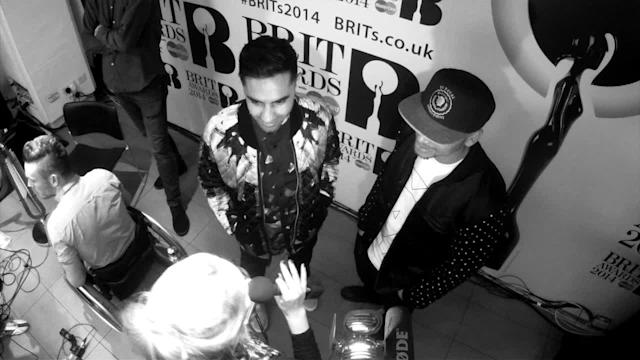 Rudimental threaten to get naked at the BRITs 2013