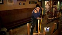 Flood Clean Up Continues In Waxahachie