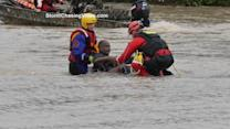 Dramatic Moments of Rescue From South Carolina's Historic Flooding