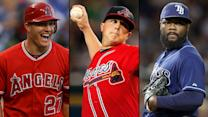 Fantasy baseball MVPs for 2012