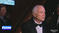 Senator John McCain Shows Off His Dance Moves