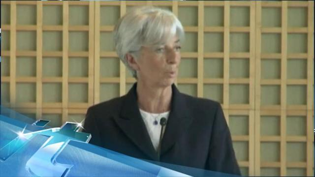 Breaking News Headlines: IMF Still Confident in Lagarde After French Probe