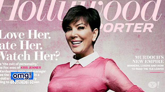 Kris Jenner Admits 'Sometimes I'm Very Scared'