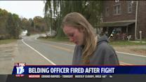 Police Officer Fired for Punching Pregnant Woman