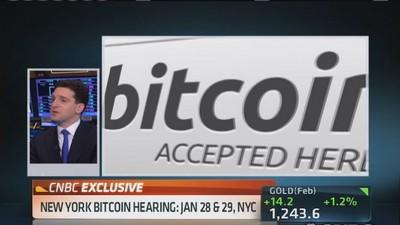 New York to hold bitcoin hearing