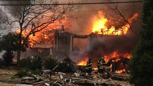 Officials: Haddon Heights fire accidental, caused by gas leak