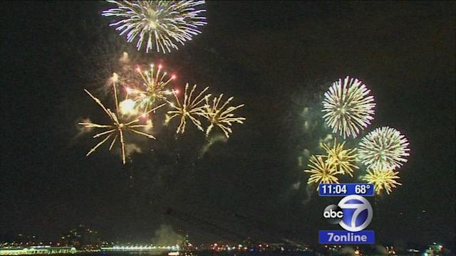 Macy's Fourth of July Fireworks Spectacular dazzled millions