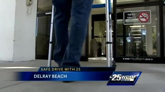 Program helps stroke victims learn to drive again