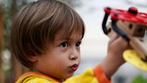 25 percent of toddlers own smartphones