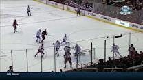 Ekman-Larsson rips a beauty off bar and in
