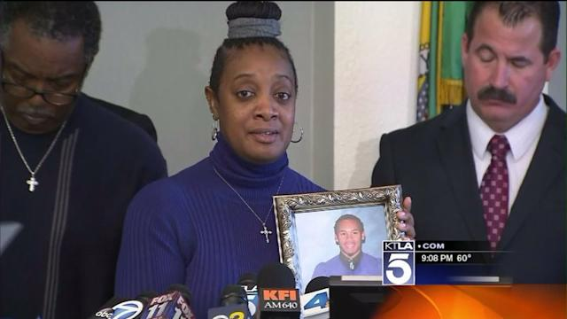 Police Release Surveillance Video in Fatal South L.A. Shooting
