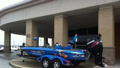 Mobile Report: FLW Tour Returns To Beaver Lake