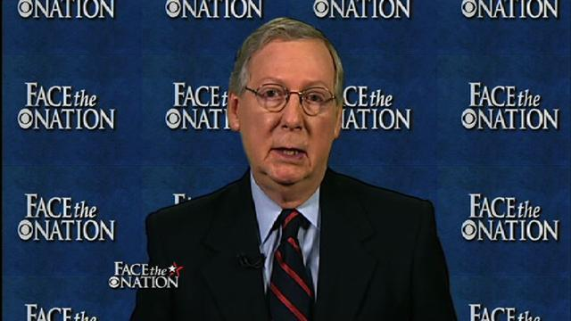 McConnell: Dems have voracious appetite for more taxes