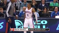 Presti, Durant and Brooks on Westbrook Injury