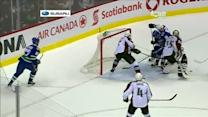 Nick Holden takes goal away from Canucks