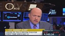 Cramer's stocks to watch: Hats off to JPM