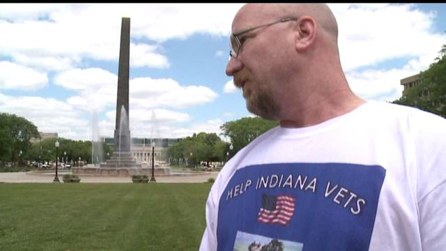 Man Says Veteran Charity is Trying to `Shut Him Up`
