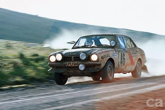 當時的日本車廠相當積極參與國際賽事,藉此證明自家車款的能耐,當然三菱也不例外。