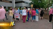'Moral Monday' protest focuses on women