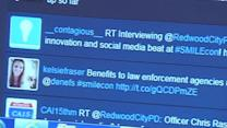 Police learn how to better use social media