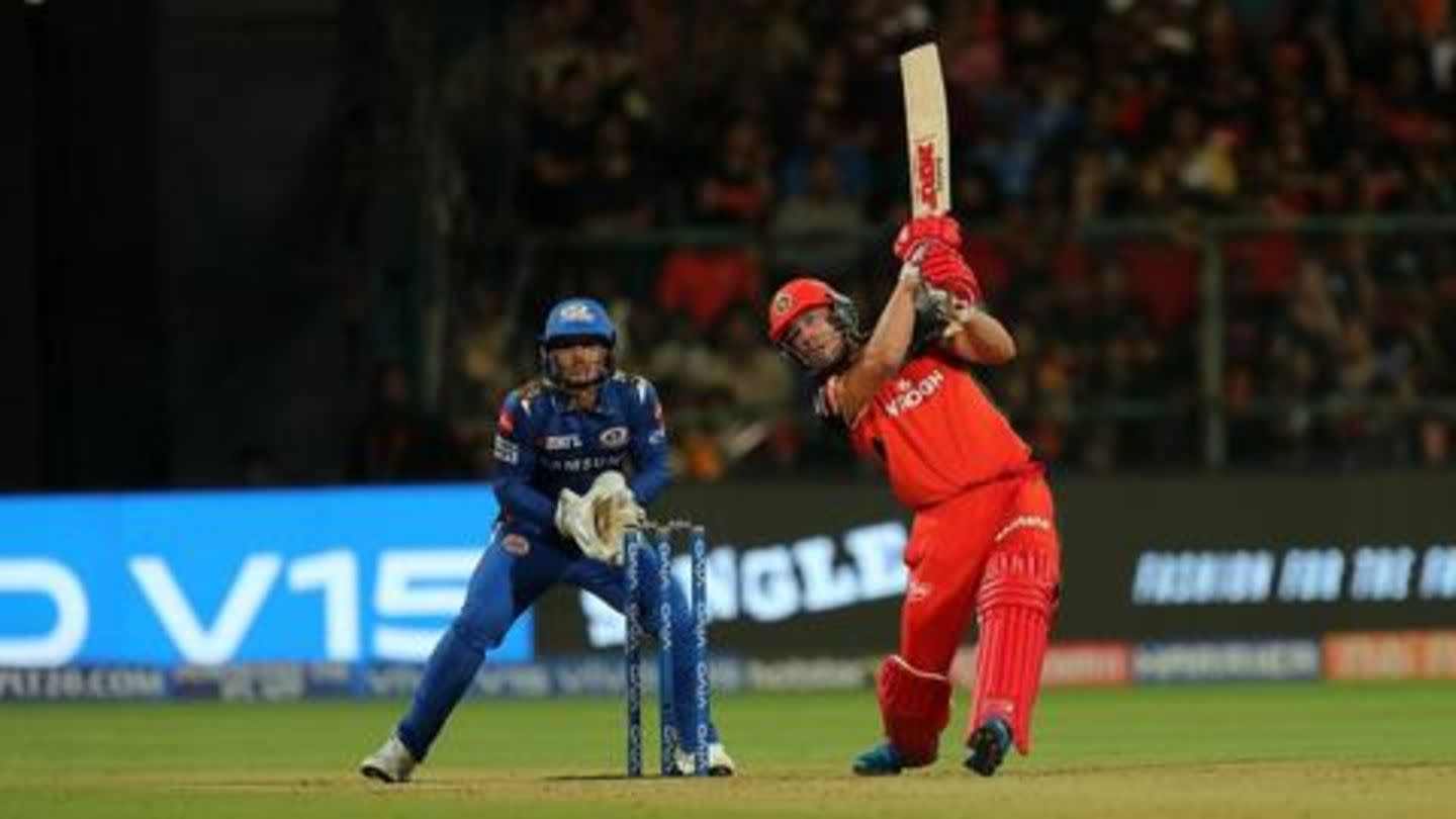 IPL 2019: MI beat RCB, here are the records broken