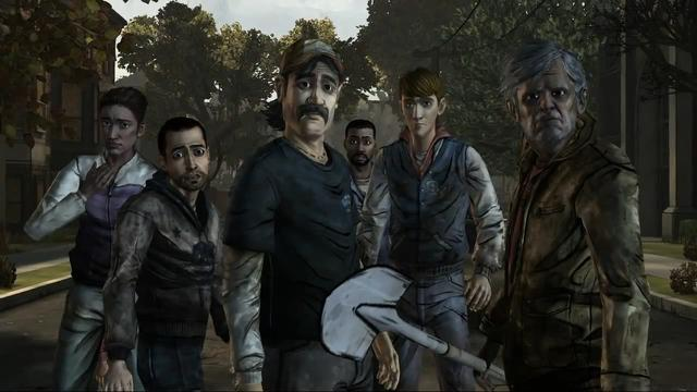 GS News - Walking Dead Episode Four out tomorrow