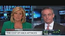 The cost of hack attacks